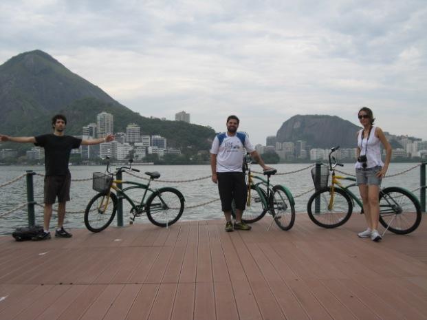 bicicletas no rio de janeiro