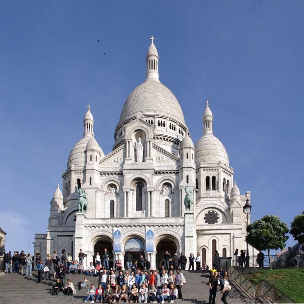 igreja famosa na franca