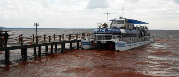 barco usina itaipu