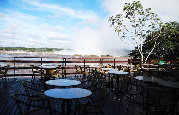 restaurante nas cataratas