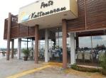 restaurante lago de itaipu