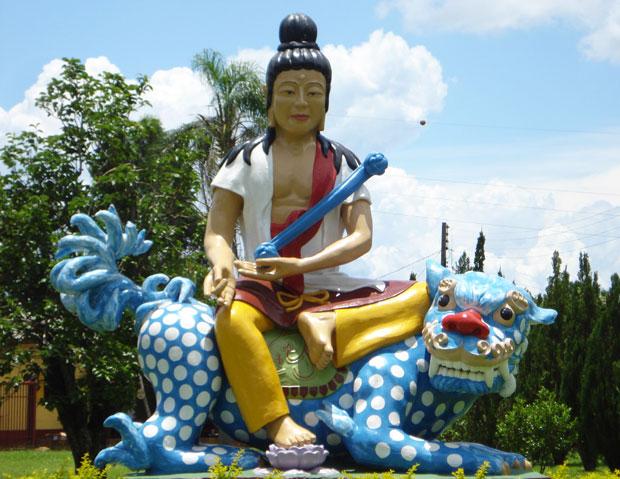 Boddhisattva Manjushri