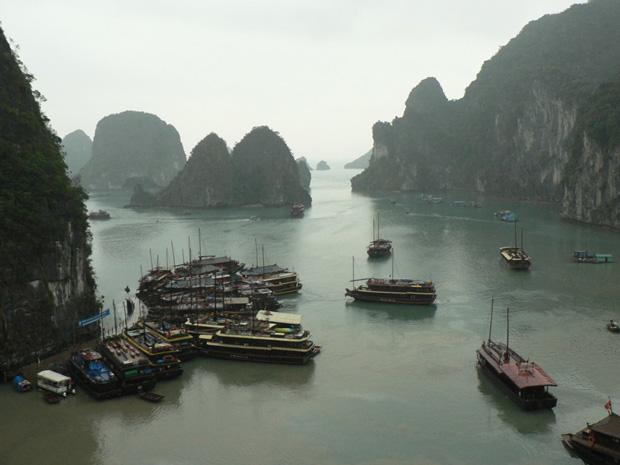 Baia de Ha Long