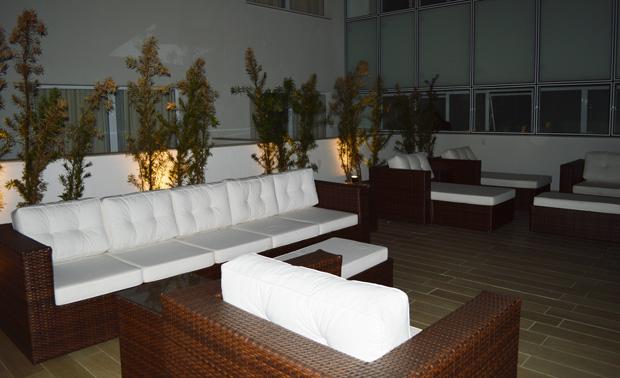 solarium de hotel