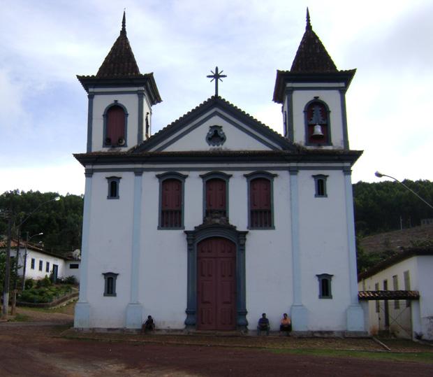 igreja em caete