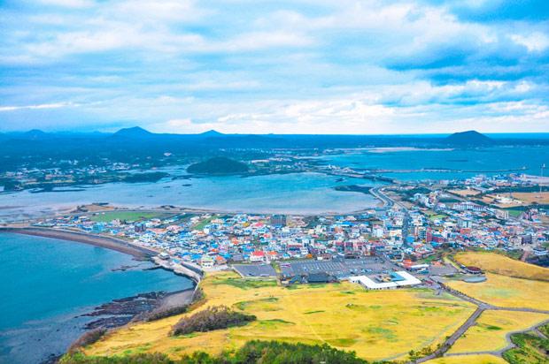 foto da Ilha JeJu