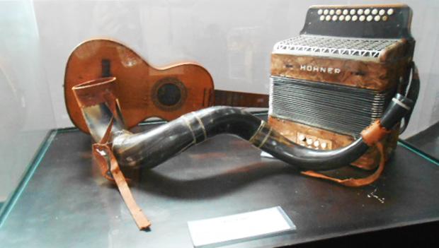 objeto museu zebu
