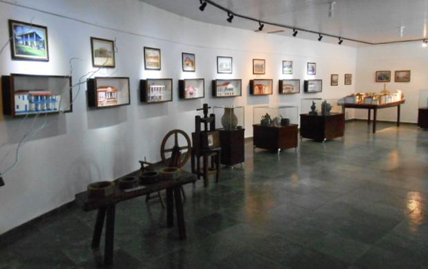 museu zebu