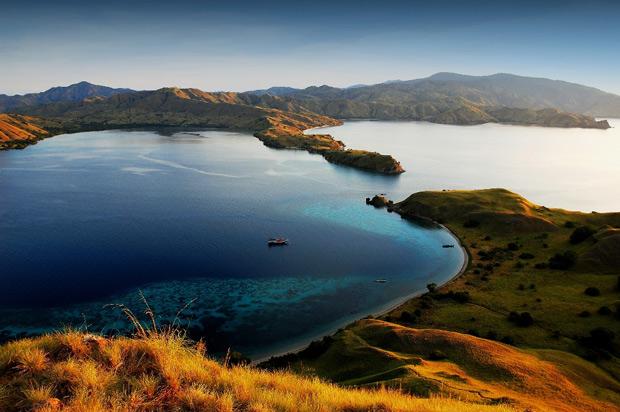 ilha de Komodo