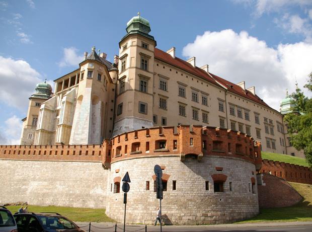 Castelo polonia