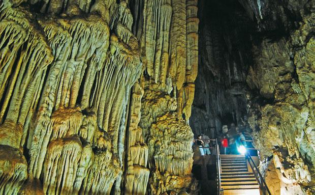 caverna em sao paulo