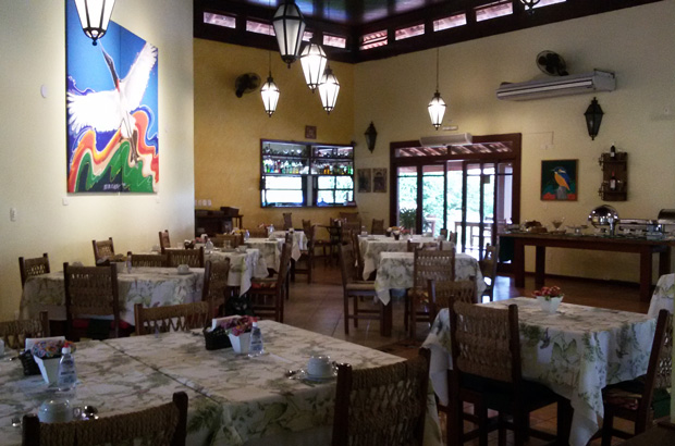 restaurante vegetariano boniito