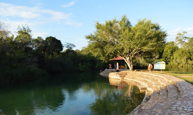 rio com Piraputanga