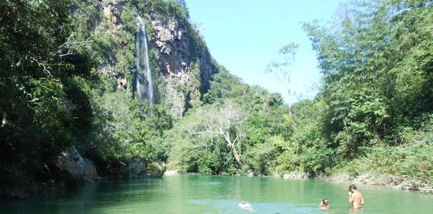 cachoeira maior mato grosso do sul