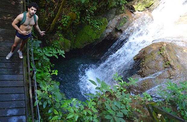cachoeira macaco
