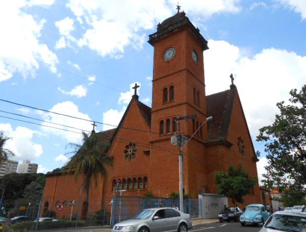 capela em uberaba