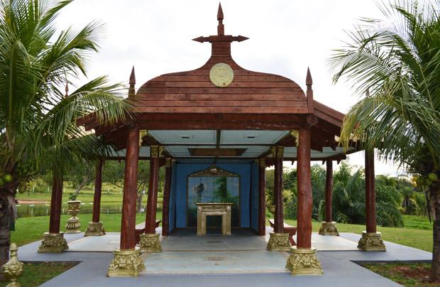 capela nascente azul