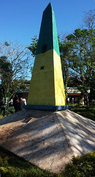foz do iguacu marco fronteiras