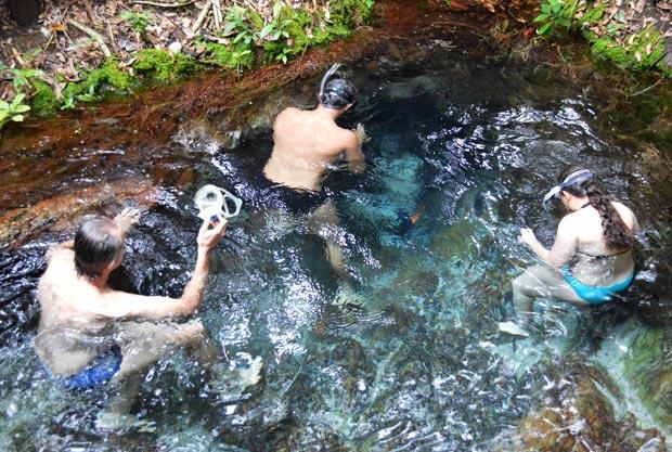 nascente do Rio Chapeninha