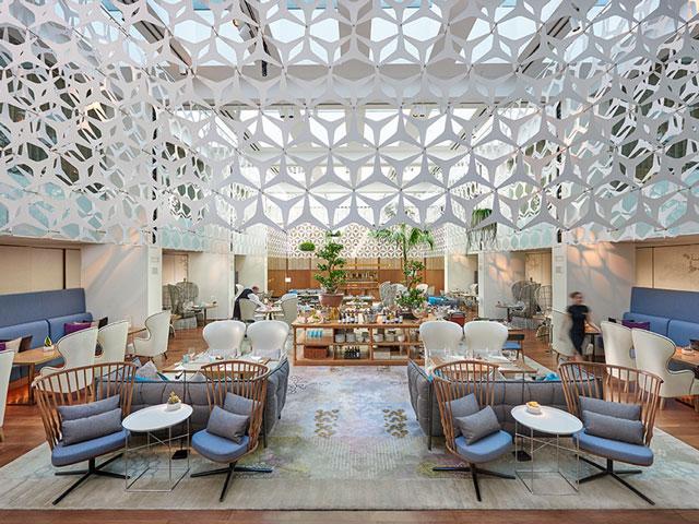 Barcelona Hotel Mandarin