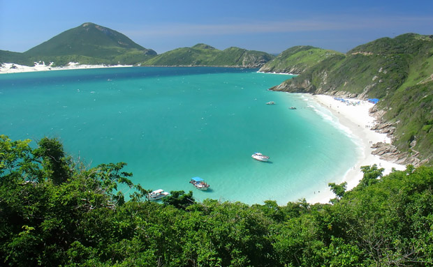barco arraial do cabo