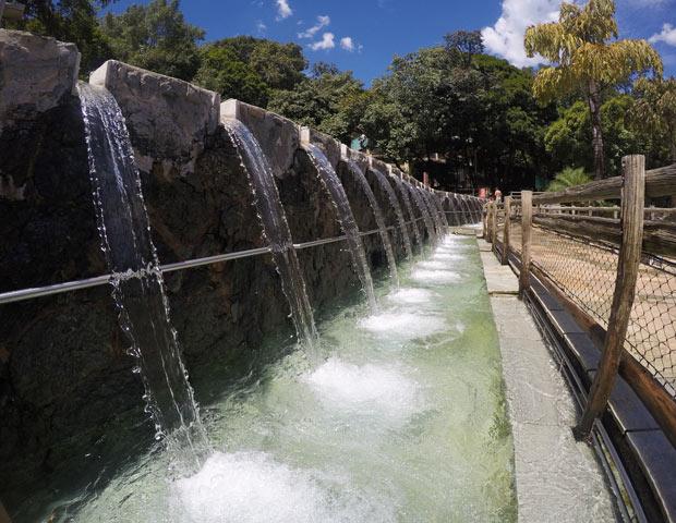 rio quente resorts ducha