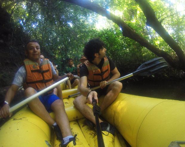 rio quente resorts rafting