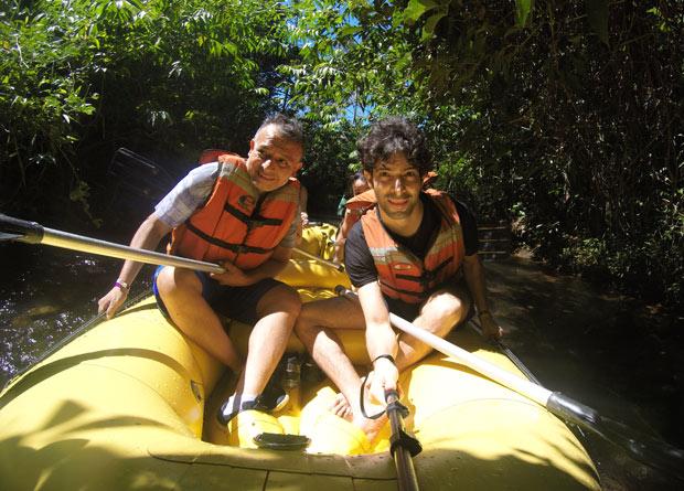 queda rafting rio quente resorts