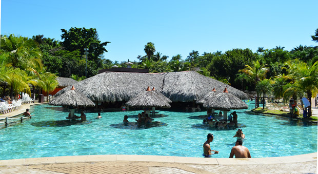 parque aquatico em goias