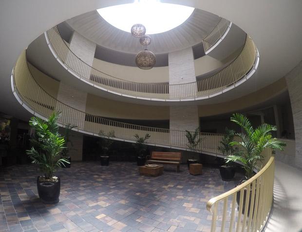 decoracao hotel turismo