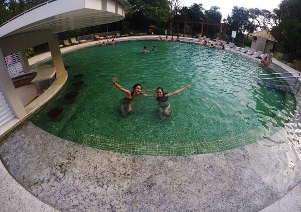 area de piscina rio quente resorts