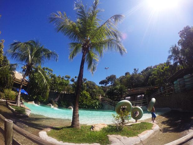 coqueiros praia artificial