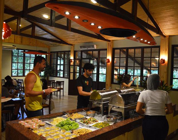 restaurante do eko park