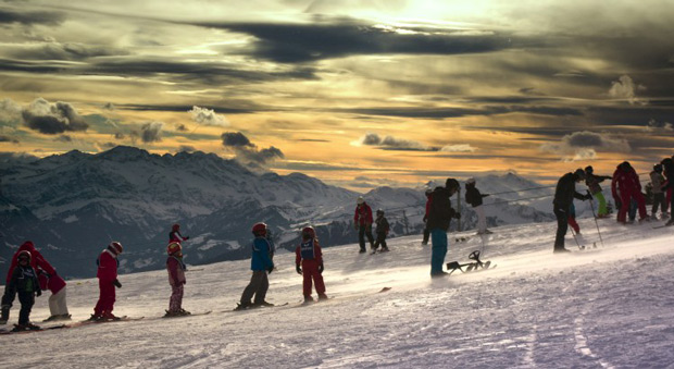 ski neve