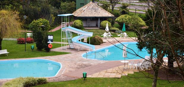 hotel com piscina em gramado