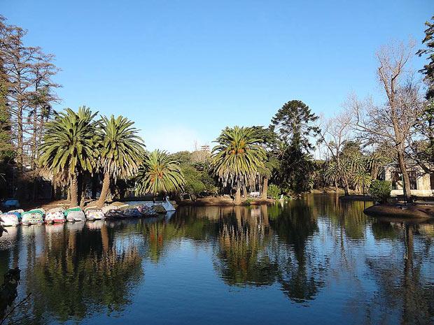 parque rodo em montevideu uruguai