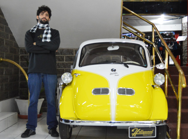 carro antigo museu