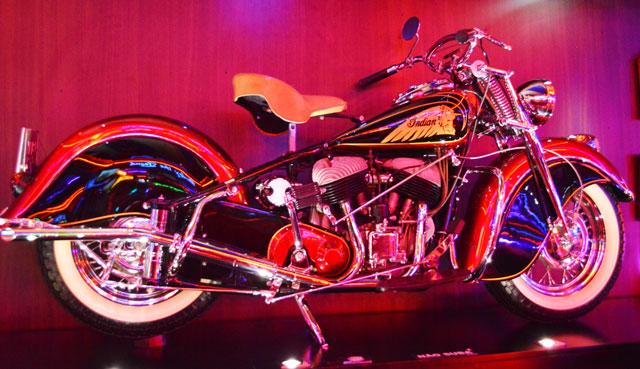 gramado museu de motos