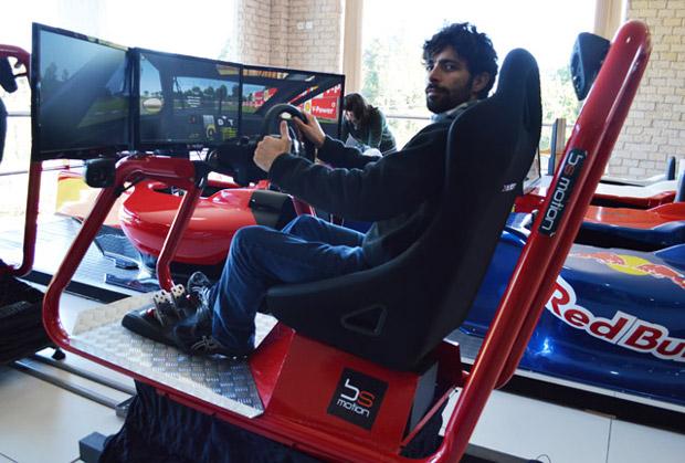 super carros simulador