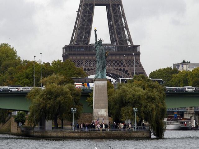 estatua liberdade franca