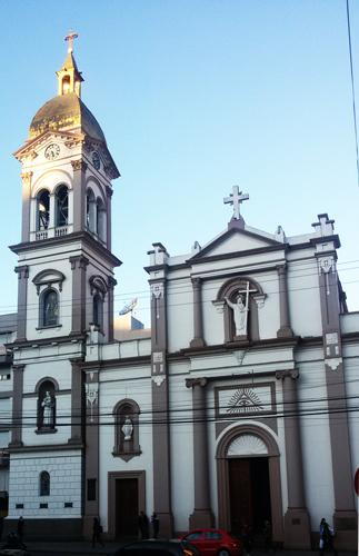 Igreja Santo Antonio bento goncalves