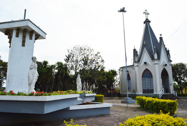 capela de garibaldi