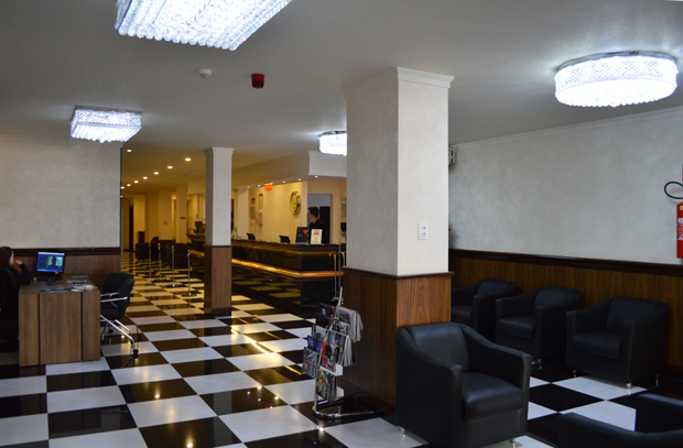 bogari hotel restaurante