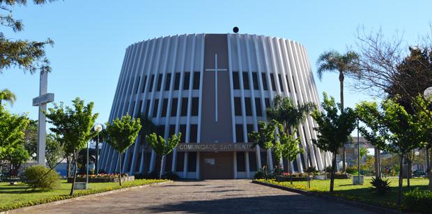 igreja em bento goncalves