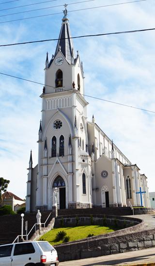 igreja de garibaldi