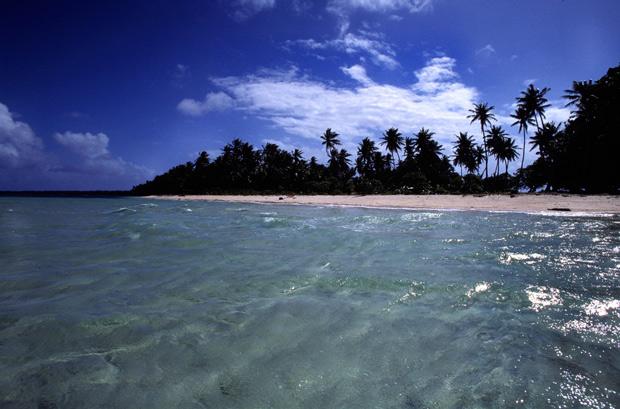 praias Ilhas Marshall