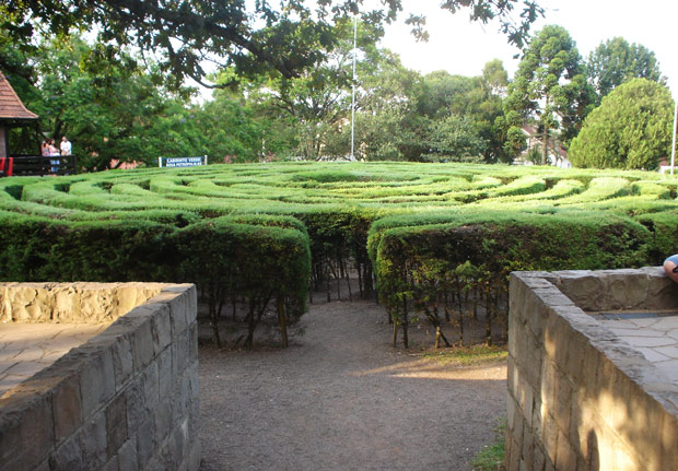 labirinto de nova petropolis