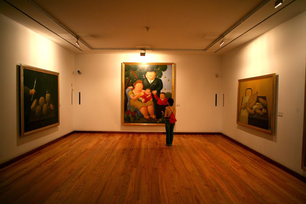 Bogota - Museu Botero