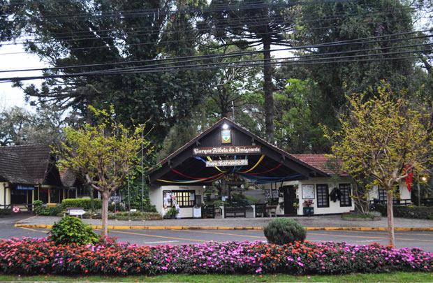 Parque Aldeia do Imigrante de Nova Petropolis