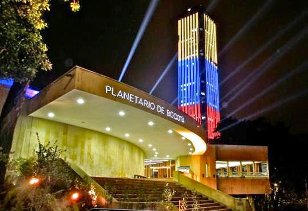 Planetario Bogota